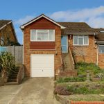 Image of front of a chalet bungalow in Newhaven | Open House Estate Agents Newhaven