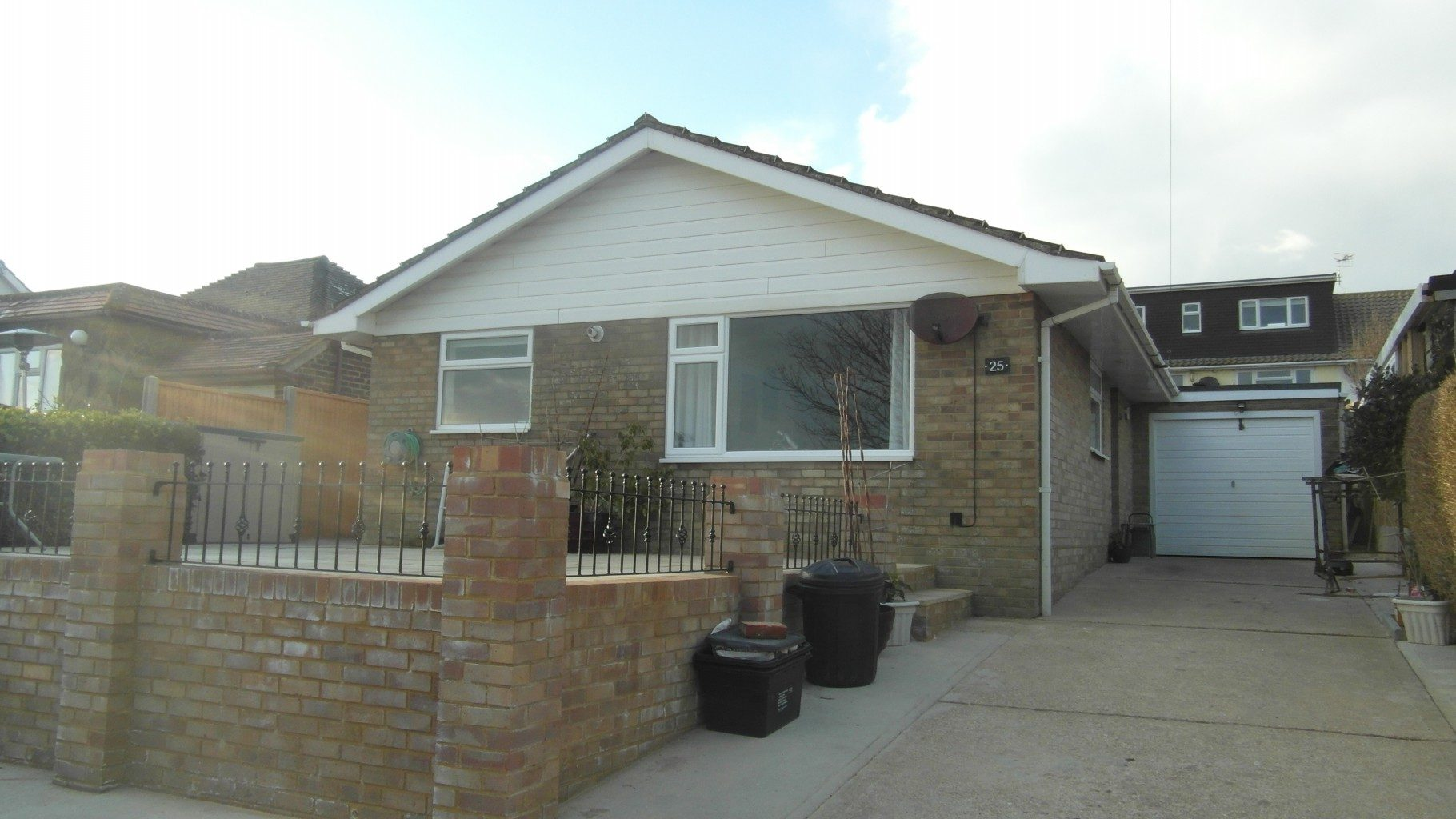 Image of the front of Bungalow in Saltdean | Open House Estate Agents Saltdean