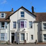Image of the outside of a 1 bedroom flat in Newhaven| Open House Estate Agents Newhaven