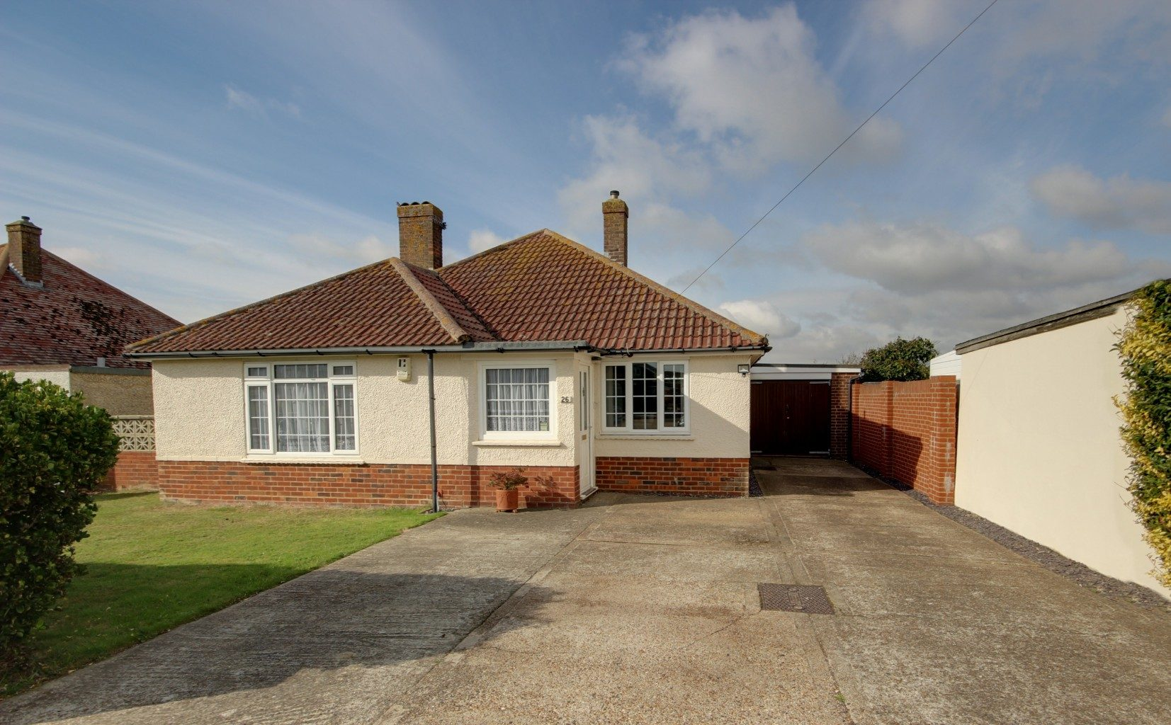 Image of the Outside Bungalow in Peacehaven | Open House Estate Agents Peacehaven