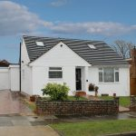 Image of the Outside of a detached house in Woodingdean | Open House Estate Agents Brighton