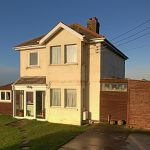 Image of the outside of a detached house in Peacehaven | Open House Estate Agents Peacehaven